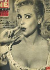 Cine Revue France - 34e Annee - N° 42 - Martine Carol Et Les Grandes Amoureuses - Couverture - Format classique