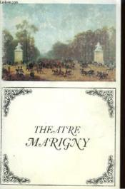 Entracte Du Mois N°11 - Supplement Au Programme Du Theatre - Theatre Marigny - La Bonne Soupe De Felicien Marceau - Couverture - Format classique