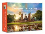 L'agenda-calendrier patrimoine de l'humanité (édition 2020) - Couverture - Format classique
