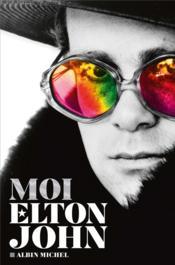 Elton John - Couverture - Format classique