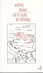 Sur la route de babadag - Couverture - Format classique