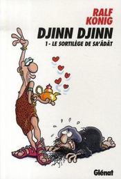 Djinn djinn t.1 ; le sortilège de Sa'âdât - Intérieur - Format classique
