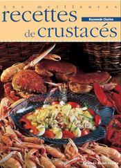 Les meilleures recettes de crustacés - Intérieur - Format classique