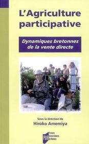 L'agriculture participative ; dynamiques bretonnes de la vente directe - Intérieur - Format classique