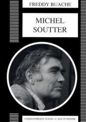 Michel Soutter - Couverture - Format classique