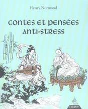 Contes et pensees anti-stress - Intérieur - Format classique