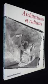 Cahiers Recherche Archi.N.27-28 - Couverture - Format classique