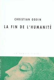 La fin de l'humanité - Intérieur - Format classique