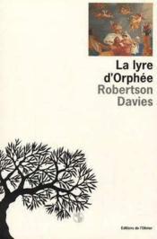 Lyre D'Orphee (La) - Couverture - Format classique