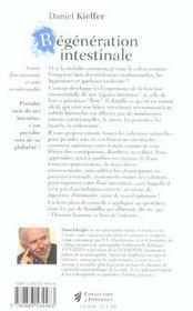 Regeneration Intestinale N.70 - 4ème de couverture - Format classique