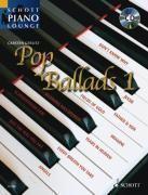 Piano lounge pop ballads cd - Couverture - Format classique