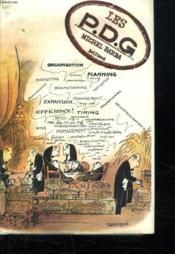 Les P . D . G . - Couverture - Format classique