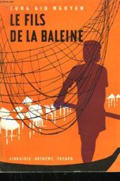 Le Fils De La Baleine. - Couverture - Format classique