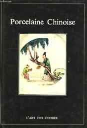 Porcelaine Chinoise - Couverture - Format classique
