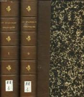 Les Evangiles Synoptiques, 2 Tomes - Couverture - Format classique