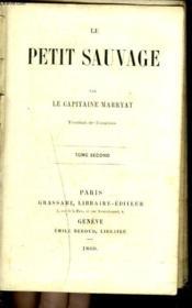 Le Petit Sauvage - Couverture - Format classique