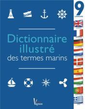 Dictionnaire illustré des termes marins - Couverture - Format classique