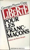 Liberté Pour Les Francs-Maçons