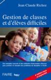 Gestion de classes et d'élèves difficiles