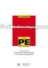 La manuel de mathématiques du pédagogue