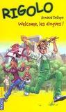 Rigolo T.30 ; Welcome Chez Les Dingues