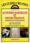 Activites Manuelles Et Petits Travaux