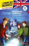 L'ENIGME DES VACANCES T.21 ; the captain is missing ! de la 5e à la 4e ; 12/13 ans