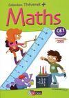 Mathémathiques ; CE1 ; fichier de l'élève (édition 2008)