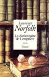 Le Dictionnaire De Lempriere