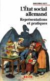 L'état social allemand ; représentations et pratiques
