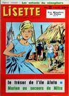 Lisette N°21 du 23/05/1965