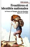 Frontières et identités nationales
