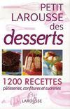 Petit larousse des desserts