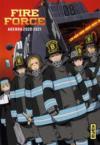 Fire force ; agenda (édition 2020/2021)
