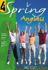 SPRING ; anglais ; 4e LV1 ; livre de l'élève (édition 2002)