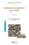 Littératures congolaises ; de la RDC 1482-2007 (2e édition)