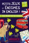 Petits jeux et petites énigmes 100 % british ; 6ème-5ème
