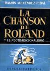 La Chanson de Roland y el neotradicionalismo (orígenes de la épica románica).