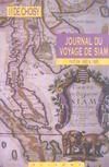 Journal du voyage de Siam fait en 1685 et 1686