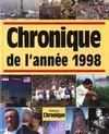Chroniques de l'annee 1998