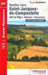 Saint-Jacques ; via Le Puy > Moissac-Roncevaux (édition 2017)