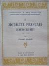 Le mobilier français d'aujourd'hui (1910-1925).