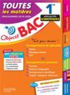 Objectif bac ; 1re enseignements communs + spécialités maths-physique-chimie-SVT (édition 2020)