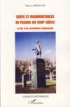 Serfs et mainmortables en France au XVIII siècle ; la fin d'un archaïsme seigneurial
