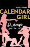 Calendar girl ; INTEGRALE T.4 A T.6 ; printemps