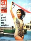 Cine Tele Revue N°25 du 20/06/1968