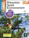 Les nouveaux cahiers ; prévention santé environnement CAP ; manuel de l'élève (édition 2018)
