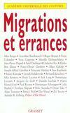 Migrations et errances