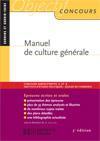 Manuel de culture générale (édition 2007)
