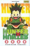 Hunter X hunter T.1